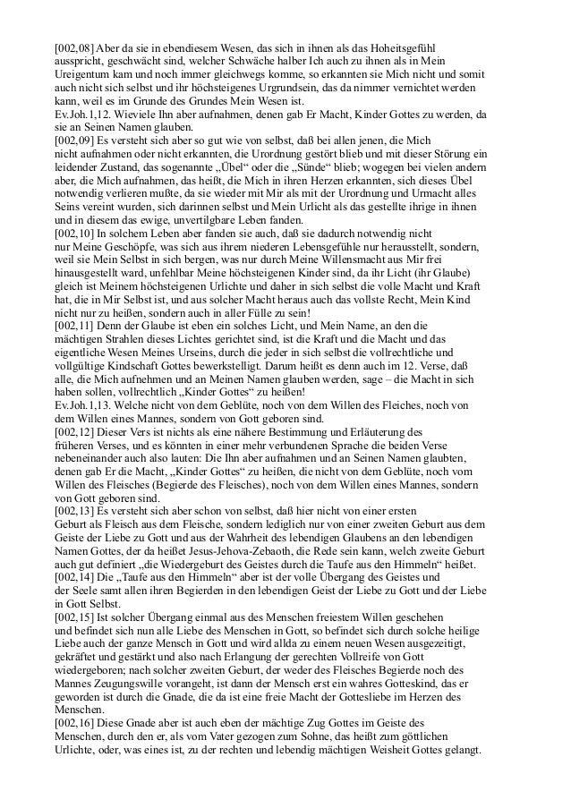 [002,08] Aber da sie in ebendiesem Wesen, das sich in ihnen als das Hoheitsgefühlausspricht, geschwächt sind, welcher Schw...