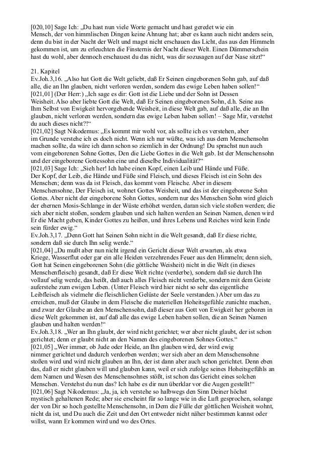 Großes Evangelium Johannes Bd 01 (Jakob Lorber)
