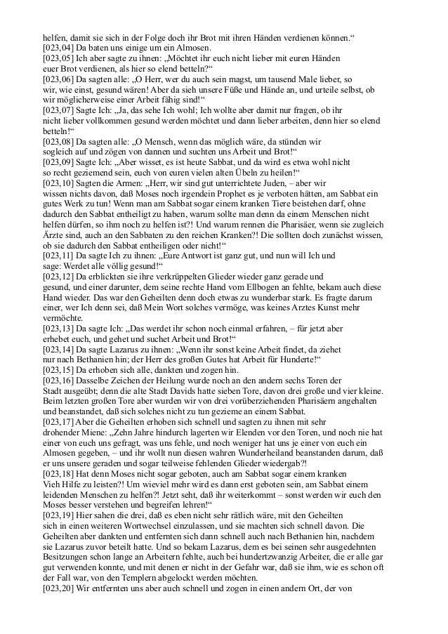 Großes Evangelium Johannes Bd 06 (Jakob Lorber)