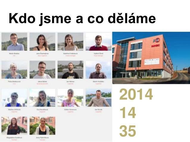 Jak psát úspěšný firemní blog (na WordPressu), Martin Brablec Slide 2