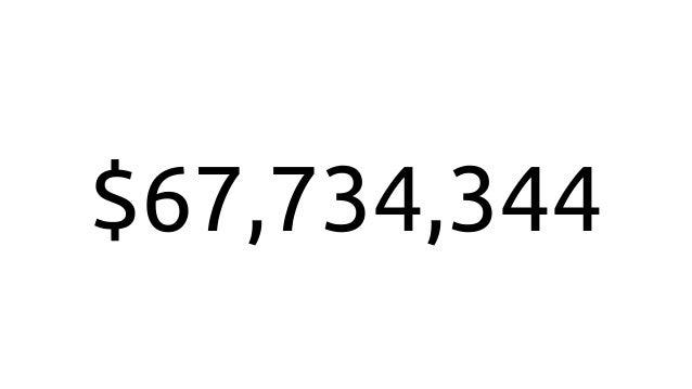 $67,734,344