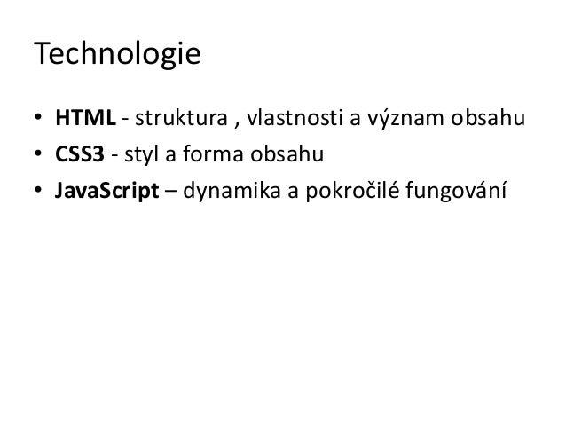 """Příklad HTML<header> <a href=""""menu"""">Menu</a> <h1>Poznámky</h1> <a href=""""pridat"""">Přidat</a></header>"""