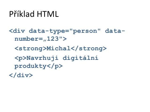 Příklad CSS#hlavicka { Element – tzv. selektor  text-align: center;  background: linear-gradient(to  bottom, rgba(143,189,...