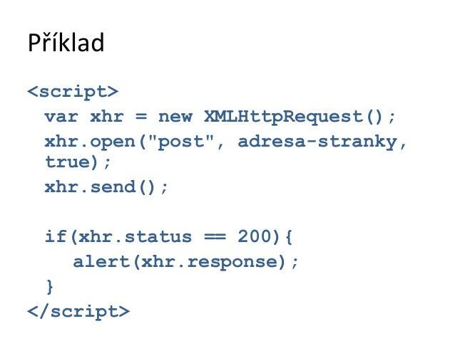 """Zjistíme každý nový dotek vPříklad                      okně prohlížeče<script>window.addEventListener(""""touchstart"""",  func..."""