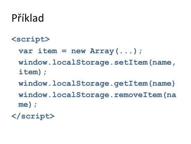 Získání elementu proPříklad JS pro animaci                 animace<script>var mic = document.getElementById(mic);function ...