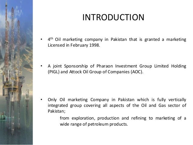 financial analysis of attock refinery limited Attock refinery limited is engaged in refining of crude oil the company offers a range of petroleum products, including liquefied petroleum gas (lpg), petroleum solvent grade 45/120, naphtha.
