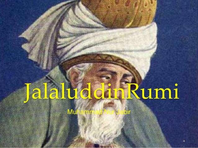 JalaluddinRumi Muhammad Nur Jabir