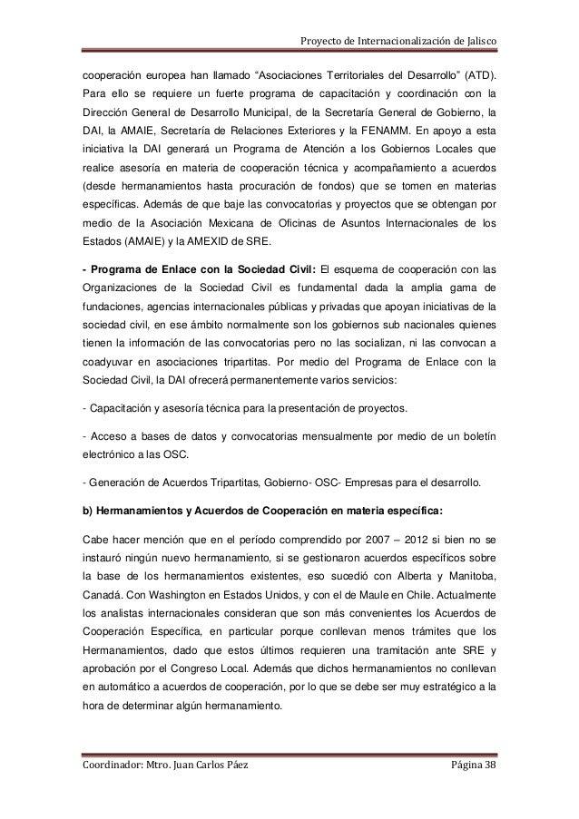 Jalisco Internacional