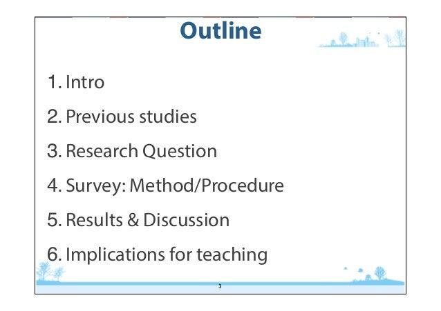 Perception of prosodic cues by Japanese EFL learners Slide 3