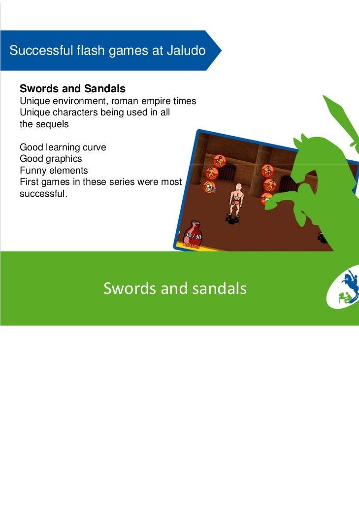 """""""Successful flash games"""" (Seth de Koning, Jaludo)"""