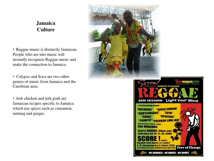 Jamaican Language, Culture, Customs and Etiquette