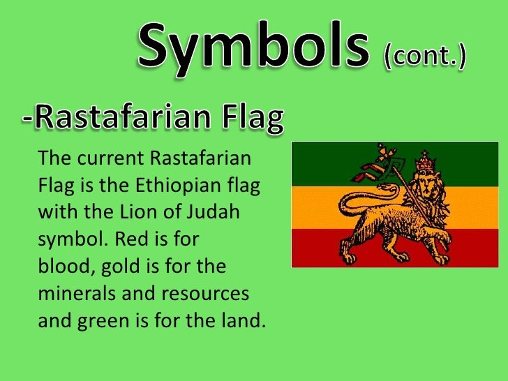 Rastafarian symbols their meanings