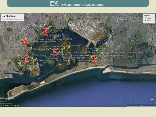 Jamaica bay task force -Ecological Restoration around the bay Slide 3