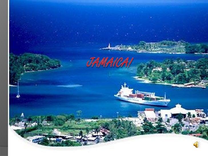 A Jamaica situa-se naAmérica central
