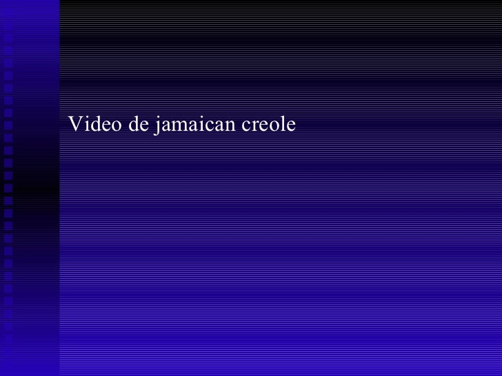 pigdin and creoles Jpcl at a glancethe mission of the journal of pidgin and creole languages is to provide a forum for the scholarly study of pidgins, creoles, and other contact languages, from multi-disciplinary perspectives.