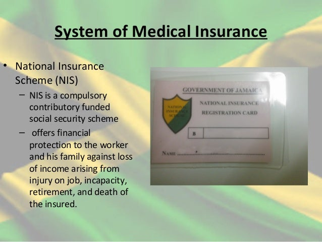 Experience Jamaica News Nis Deductions To Increase Next April