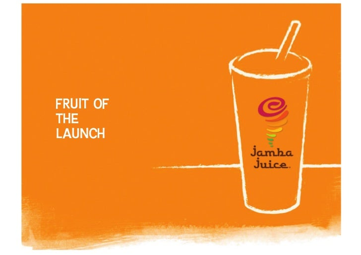 jamba juice growth strategy Jamba juice international development and retention plan have allowed for rapid growth as utilizing these objectives can also provide a marketing strategy for.