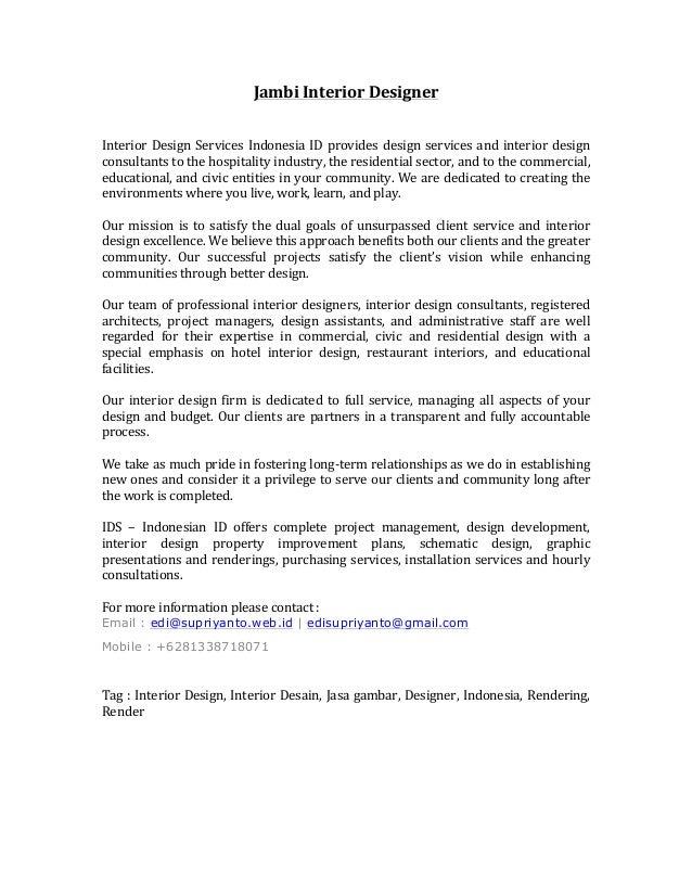 Jambi  Interior  Designer         Interior  Design  Services  Indonesia  ID  provides  design  ser...