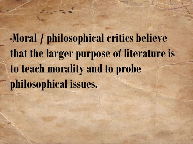 MORAL PHILOSOPHICAL APPROACH PDF