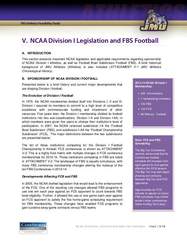 James Madison University - Carr Sports report