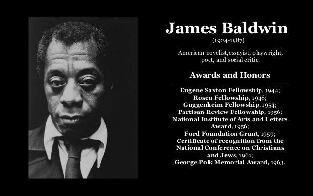 James baldwin essays online