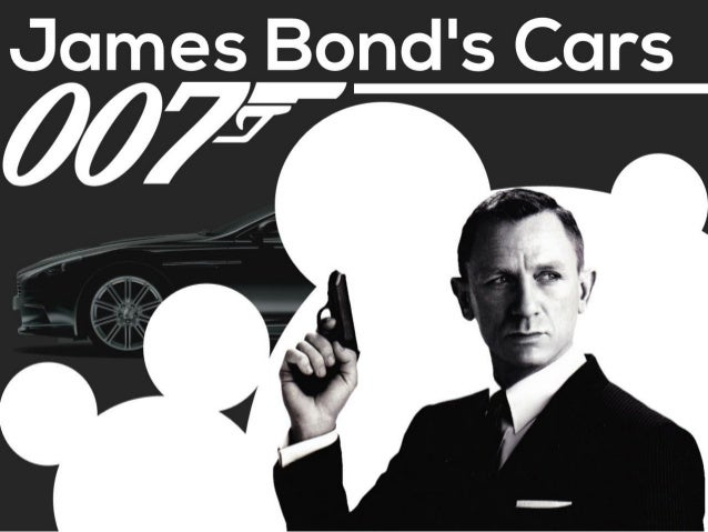 James Bond's Car