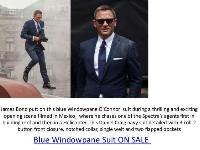 James Bond Spectre Clothing Guide