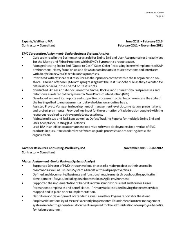 james carty text based resume may 2016