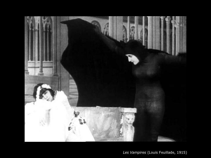 Les Vampires  (Louis Feuillade, 1915)