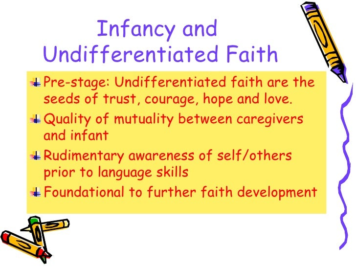 James fowler faith development stages