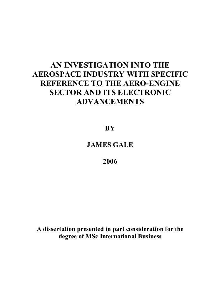 Ma phd thesis on henry james novels