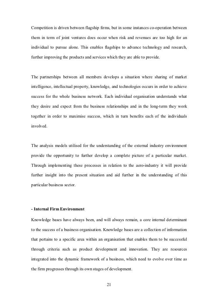 International business dissertations