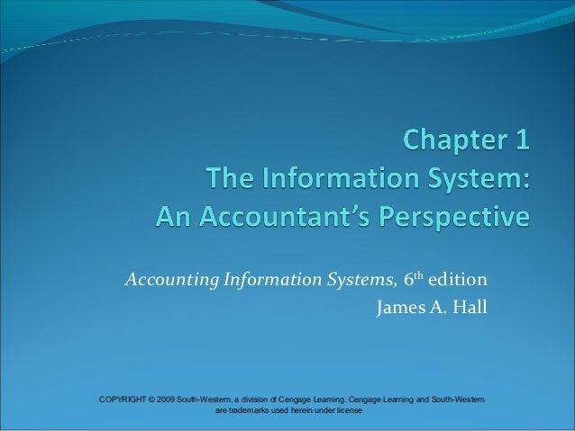 James Hall Ch 1