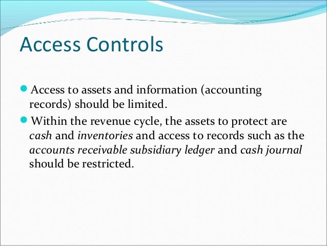 memo for apollo accounting and control systems revenue and collection cycle 2011 revenue and cash receipts cycle internal control  of apollo's accounting and control systems  and control systems: revenue and collection cycle.