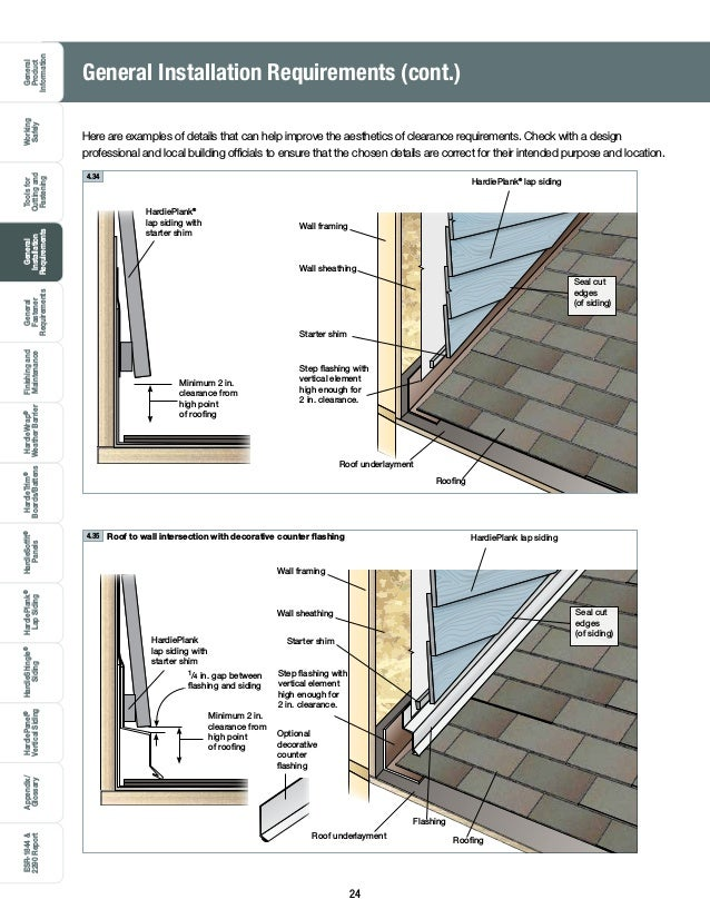 James Hardie 174 Best Installation Guide