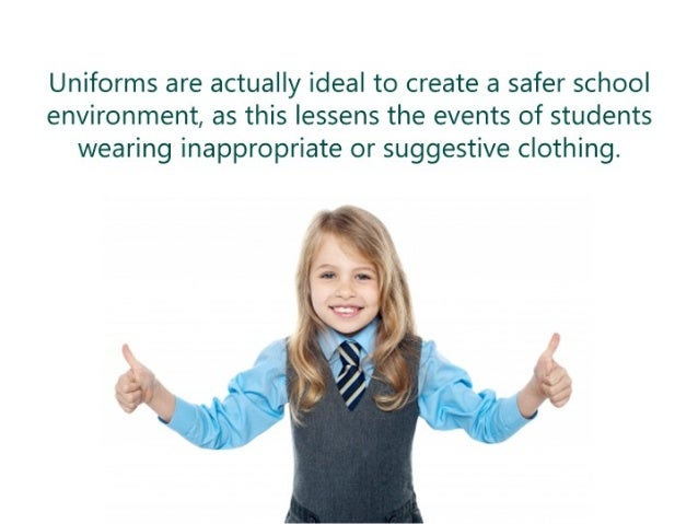 a school uniform makes it easier Schools easier and less hassle and    better uniformme is an inexpensive and hassle free way to cater for your school's second hand uniform needs.