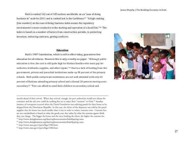 essay on education must be free for all