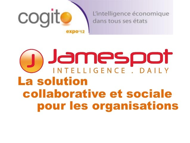 La solutioncollaborative et socialepour les organisations