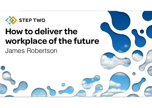 How to deliver the