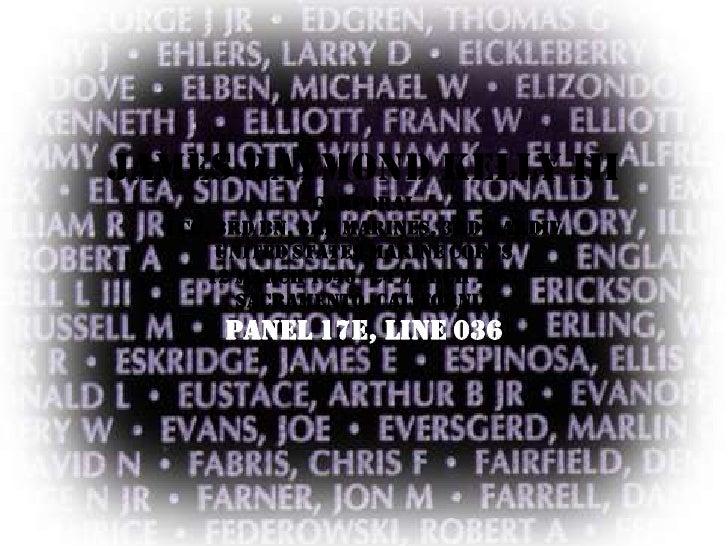 James Raymond Kelly III                  Corporal   I CO, 3RD BN, 3RD MARINES, 3RD MARDIV         United States Marine Cor...