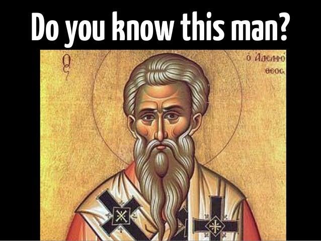 Doyouknowthisman?