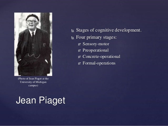 summary of b f skinner and piaget American psychologist bf skinner is best known for developing the theory of behaviorism, and for his utopian novel walden two (1948) synopsis born in pennsylvania in 1904, psychologist bf skinner began working on ideas of human behavior after earning his doctorate from harvard.