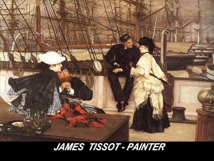 JAMES  TISSOT - PAINTER