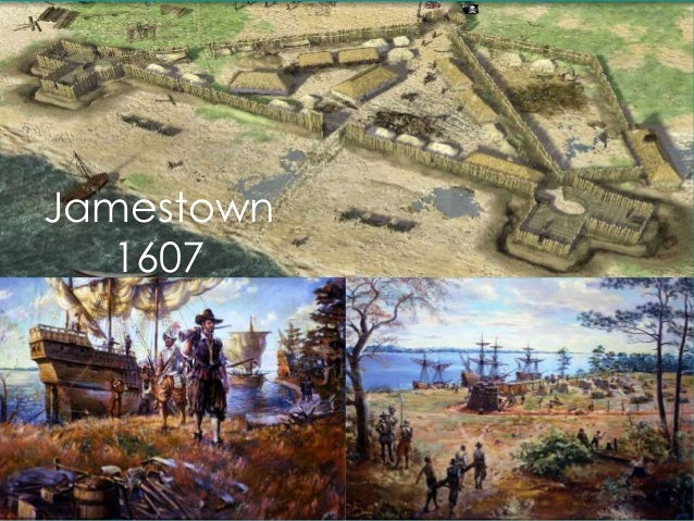 Jamestown 1607
