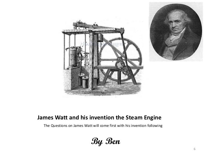 the steam engine essay