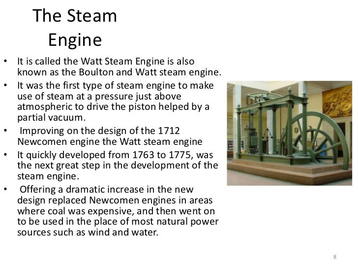 an analysis of steam engine in earth A review on performance analysis of air steam from a steam engine or turbine and condense the steam steam condenser 2 air cooled condenser.