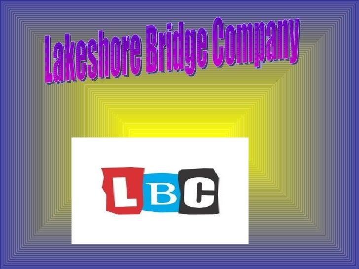 Lakeshore Bridge Company