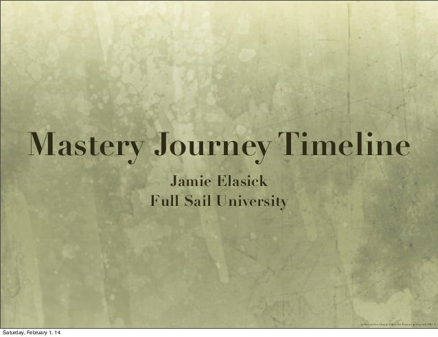 Mastery Journey Timeline Jamie Elasick Full Sail University  (webtreats, Free Grunge Watercolor Textures and Layered PSD 4...