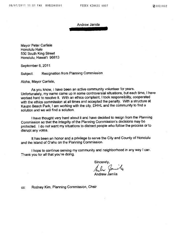 Jamila Resignation Letter. OEI/cu00277/2v 11 11 51 FAX 80823455o1 FEVEX KINKUS  0937 002