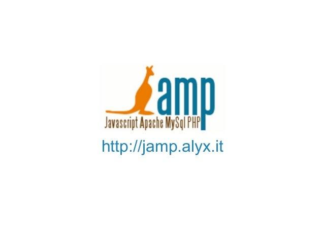 http://jamp.alyx.it